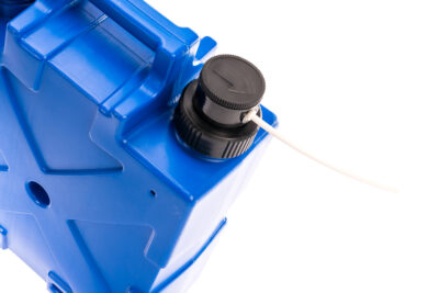Survival Jerrycan tap direction