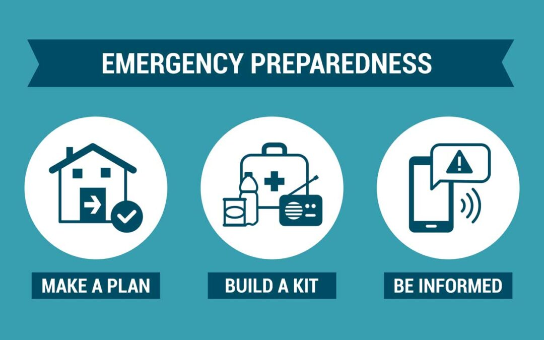 Preparing for an Emergency – Survive