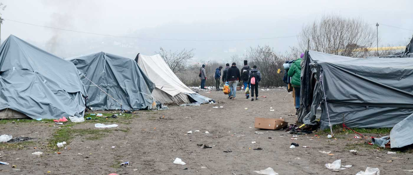 No Suppliers in refugee camps