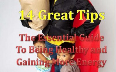 14 TIPS FOR A HEALTHIER AND ENERGETIC LIFE