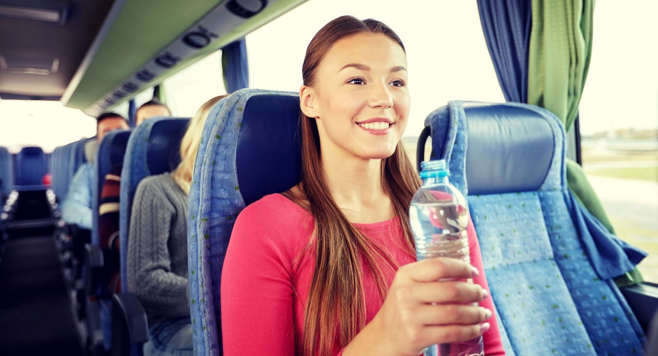 what water product to choose while traveling
