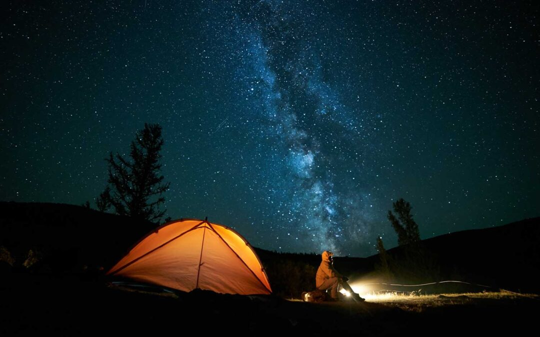Astronomy Camping